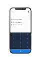 cloud pbx mobile device supported callin