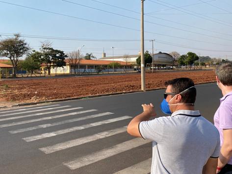 Associação de moradores do Jardim Santa Luzia pede ajuda para solução de problemas no bairro