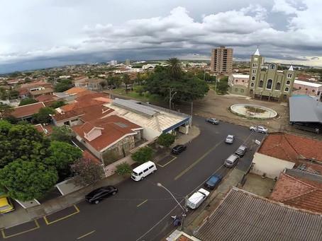 Revitalização da Praça São Geraldo é alvo de fiscalização
