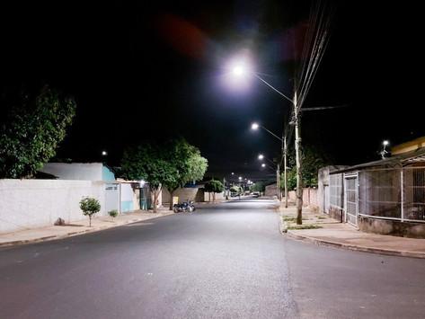 Secretaria de Obras encaminha relação de locais já atendidos pelo Ilumina Araraquara