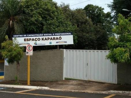 Escola Aprendiz de Serralheiro não oferece cursos atualmente