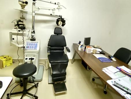Após denúncias, Saúde esclarece sobre prestação de serviços oftalmológicos