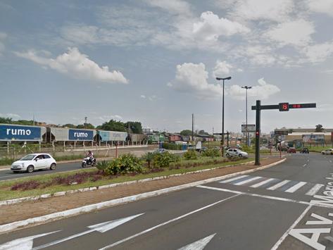Congestionamento em semáforo da Via Expressa causa preocupação