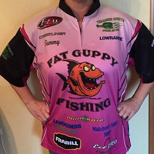 Women - Fat Guppy Fishing Jersey