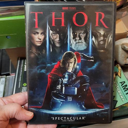 Thor Movie DVD - Used