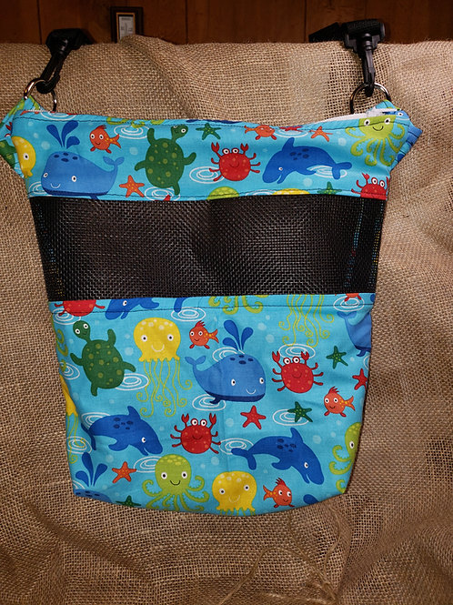 MBBCF024 - Mesh Bonding Bag with Adjustable Strap