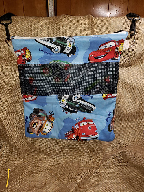 MBBCF029 - Mesh Bonding Bag with Adjustable Strap