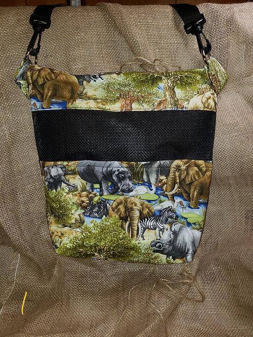 MBBCF030 - Mesh Bonding Bag with Adjustable Strap