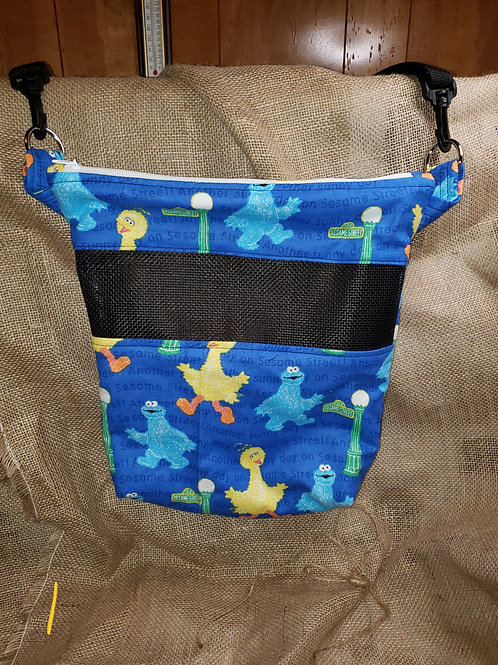 MBBCF023 - Mesh Bonding Bag with Adjustable Strap