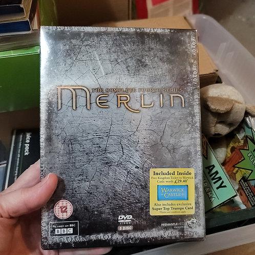Merlin - Complete 4th Series - unopened