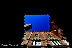 איטליה - סיינה - מגדל בית העירייה