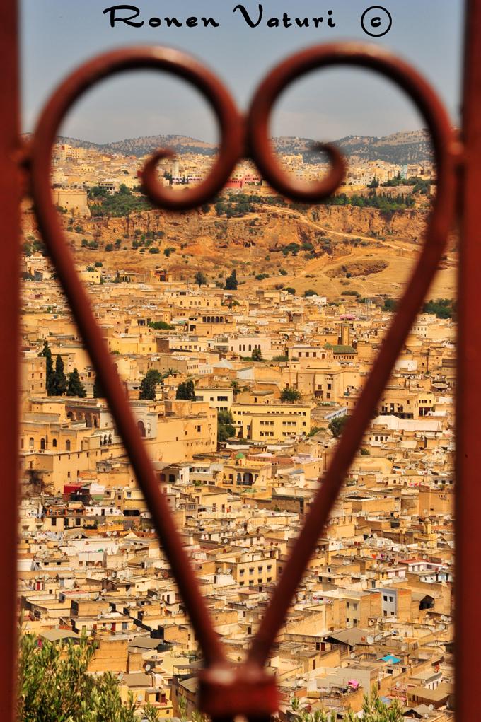 מרוקו - הלב של פס