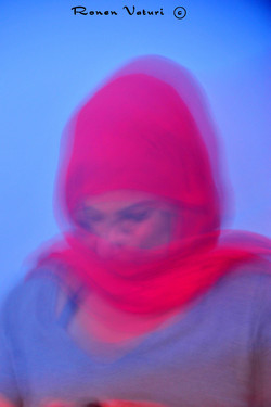 אדום כחול