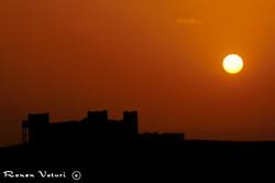 מרוקו - זריחה בסהרה