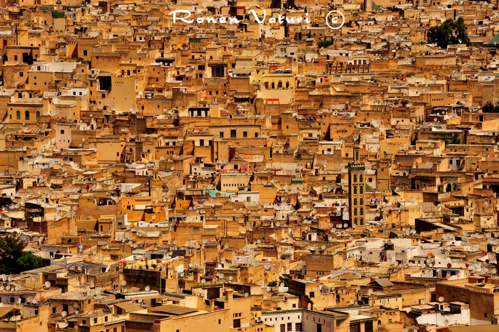 מרוקו - פס הצפופה