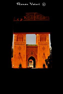 מרוקו - מראות משתקפות