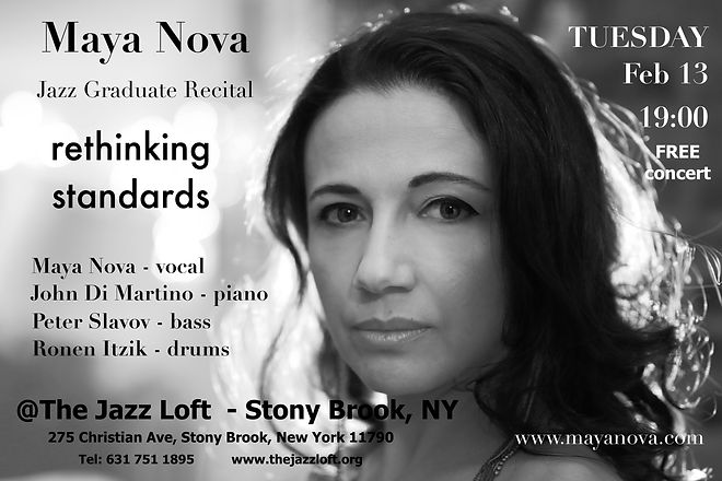 Recital Poster - Feb 13, Stony Brook jpg