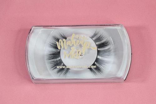 Eyelashes - Style: T2