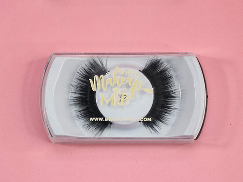 Eyelashes - Style: T3
