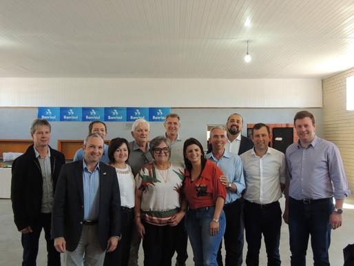Assembleia da Amvarp discute demandas dos municípios da região