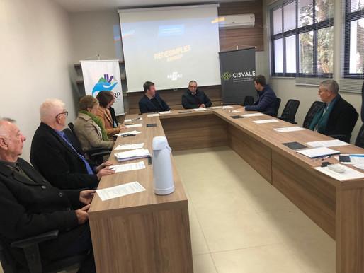 Amvarp e Cisvale realizam assembleia conjunta em Santa Cruz do Sul