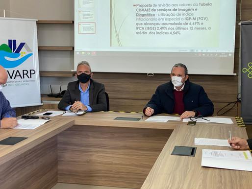 Presidentes do Cisvale e da Amvarp avaliam retorno da região à bandeira amarela