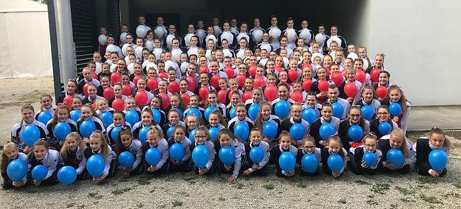 SMTČR mistrovství evropy mažoretek Itálie 2019