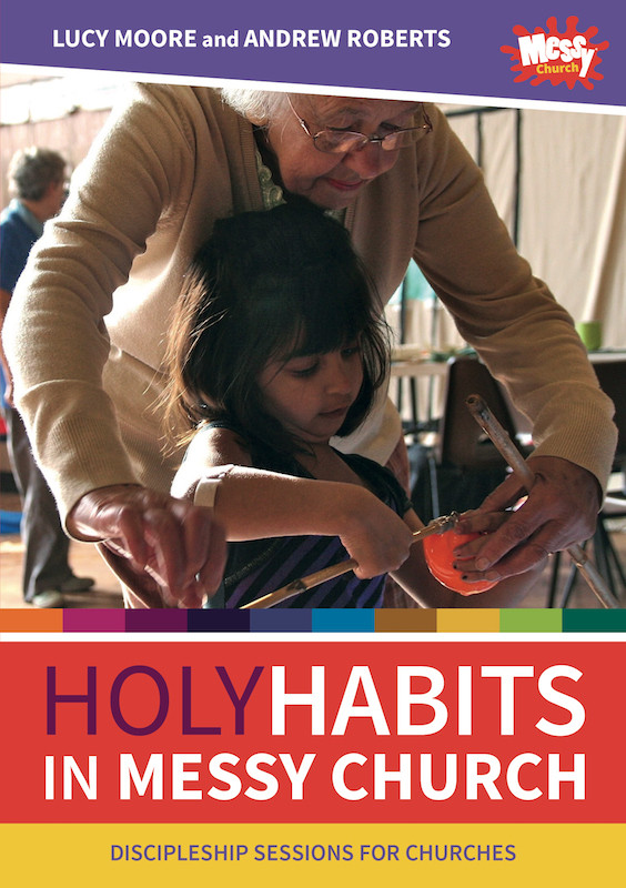 Holy Habits in Messy Church cover