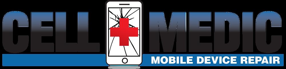 Cell Medic Logo Design Springfield, IL