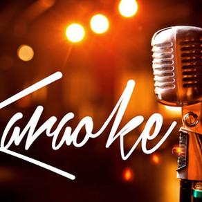 March 21 - Karaoke Night