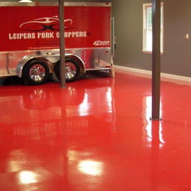 Solid Color Resinous Floors 03