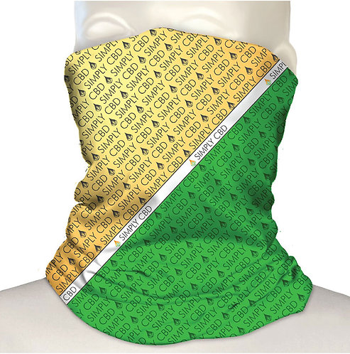 Simply CBD Face / Neck Gaiter