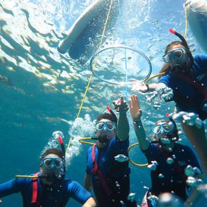 Underwater Fun Maui, HI