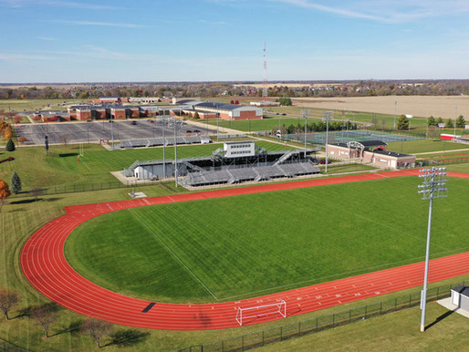 Glenwood High School in Chatham, IL