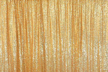 Gold Photo Booth Backdrop