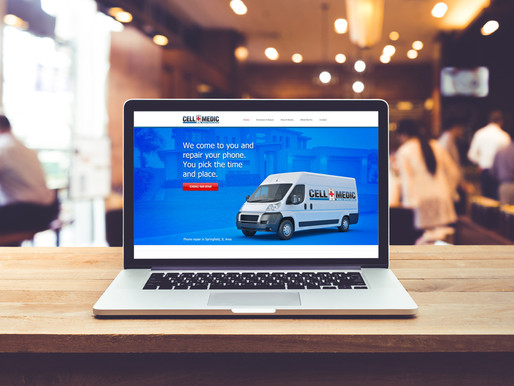 Creating The Cell Medic Brand