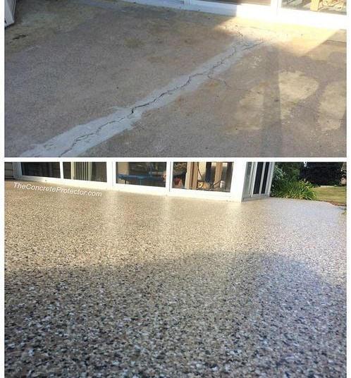 Polymer Flake Floors 13