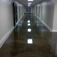 Metallic Resinous Floors 16