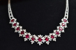 Pink Stone Necklace Appraisal