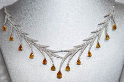 Amber Stone Necklace Appraisal