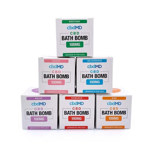 CBD Bath Bombs - 100mg