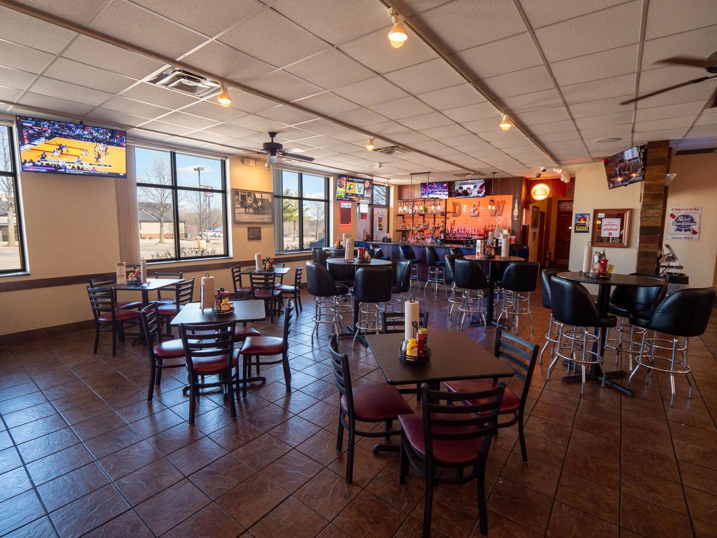 DEW Chilli Dirksen Bar Area