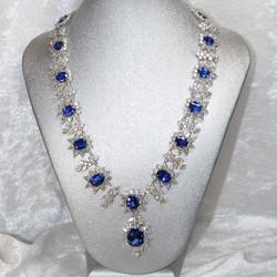 Blue Stone Necklace Appraisal