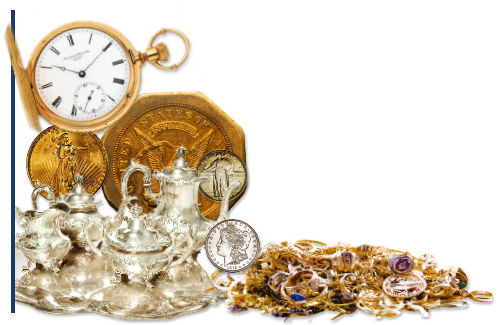 Buying & Selling Watches, Coins & Antiques