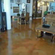 Metallic Resinous Floors 21