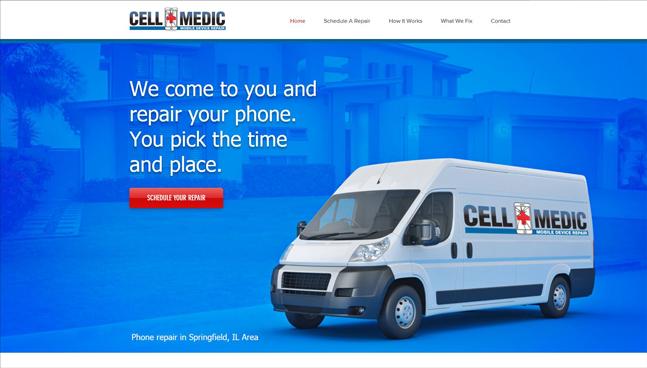 Website Design Springfield IL
