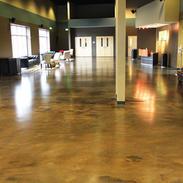 Metallic Resinous Floors 17