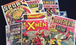 Vintage Comic Books Springfield, IL