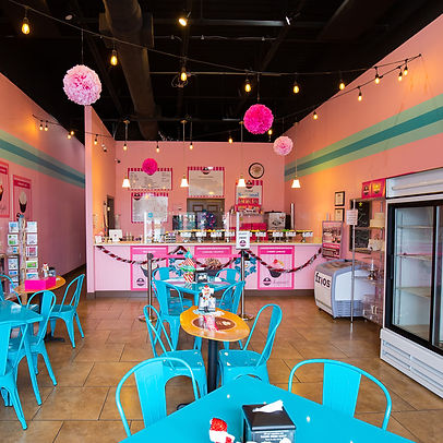 TEMP PIC - Interior Smallcakes Destin FL