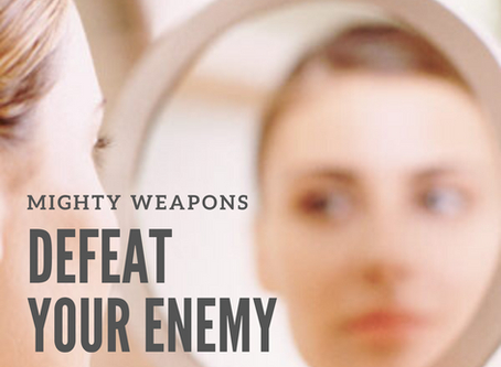 Mighty Weapons to Defeat Your Enemy